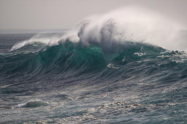 Surf, Sea, Waters, Wave, Ocean