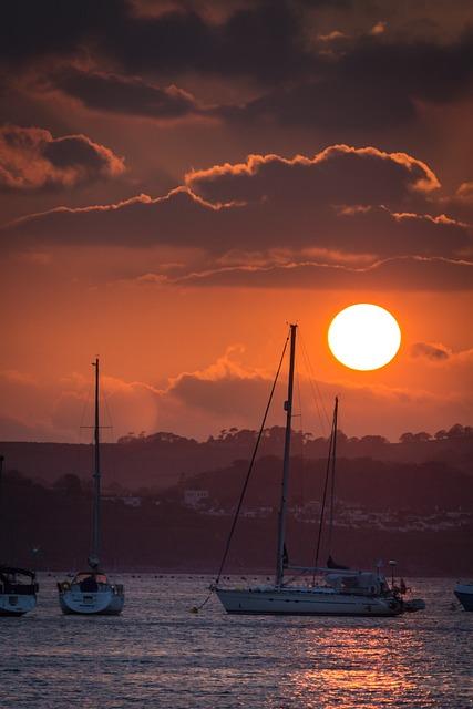 Yacht, Boat, Sea, Sailboat, Marine, Yachting, Vacation