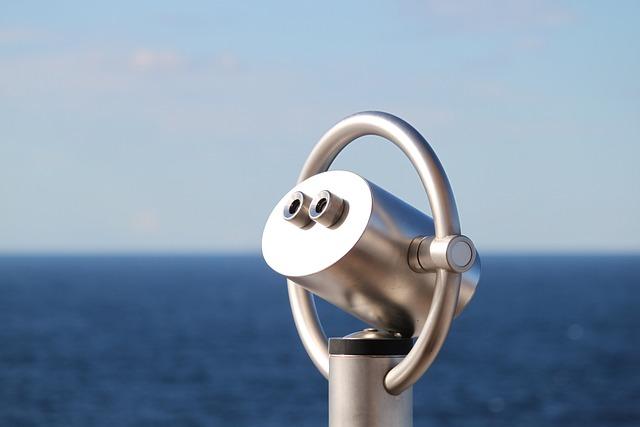 Periscope, Telescope, Binoculars, Seafaring, Ship