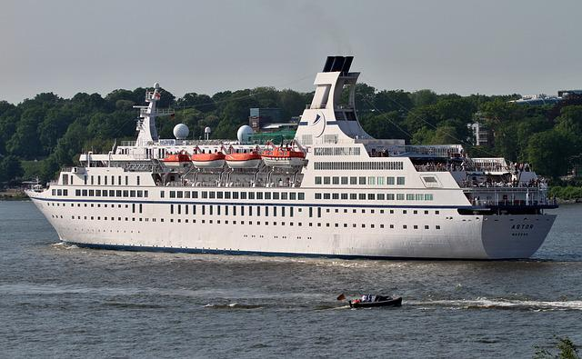 Astor, Cruise Ship, Seafaring, Cruise, Holiday, Water