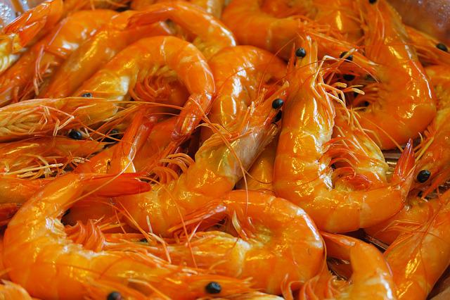 Food, Foodie, Seafood, Vegetable, Shrimp
