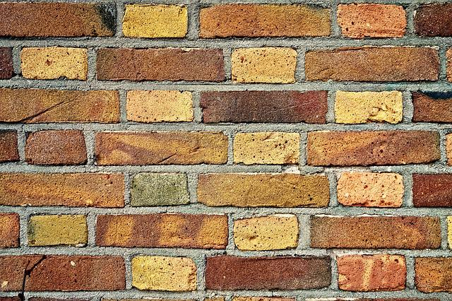 Wall, Brick Wall, Masonry, Seam, Mortar, Brickwork