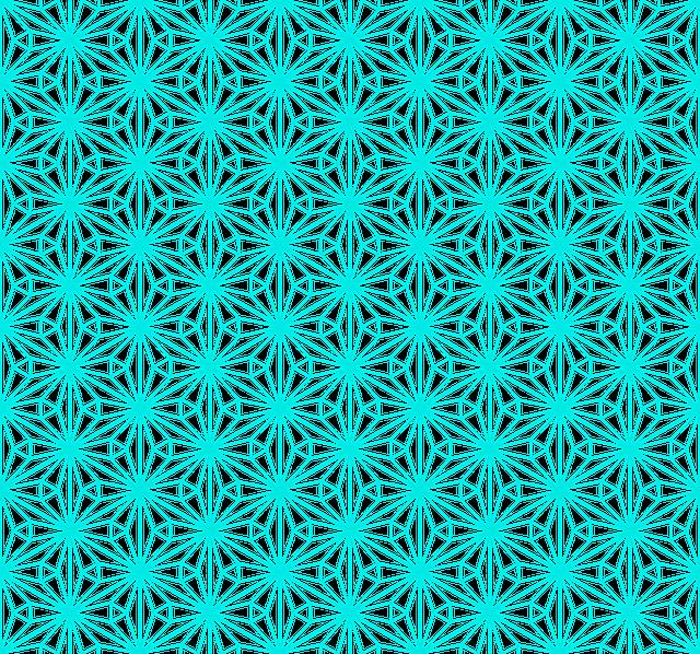 Geometric Patterns, Triangle, Seamless, Pattern