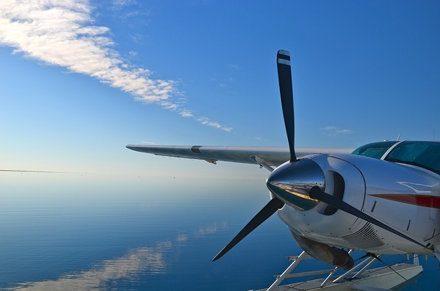Seaplane, Great Barrier Reef, Ocean, Queensland, Travel