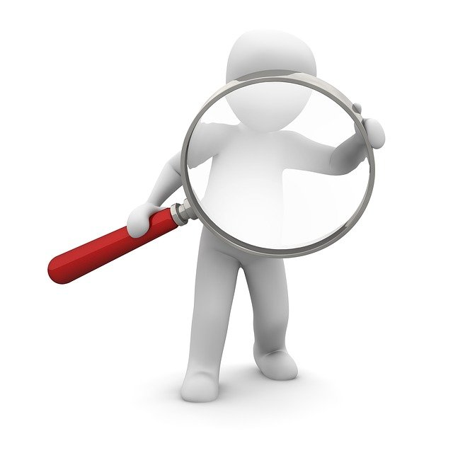 Magnifying Glass, Search, To Find, To Watch, Increase