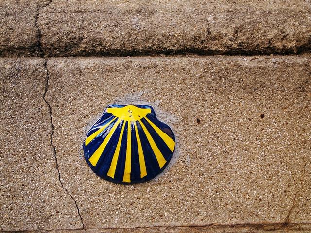 Symbol, Shell, Spain, Europe, Seashells, Religion