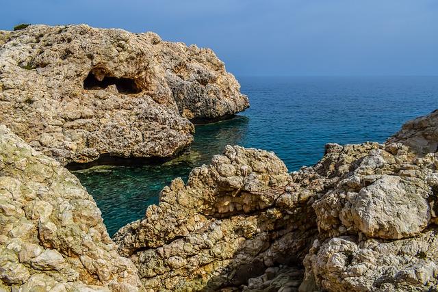 Rocky Coast, Nature, Sea, Seashore, Geology, Erosion