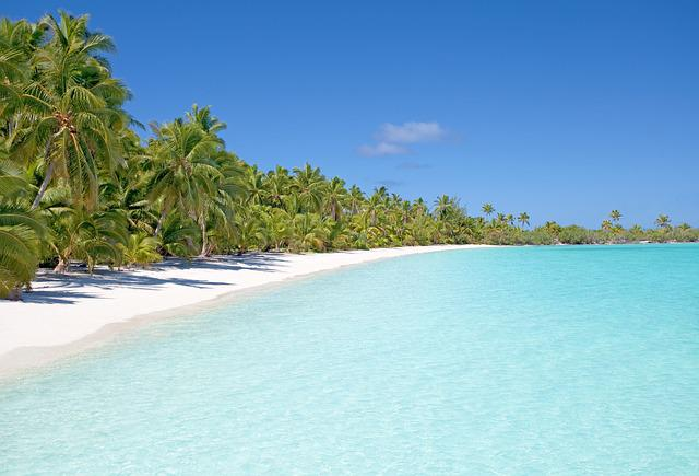 Beach, Island, Ocean, Sand, Sea, Seascape, Seashore