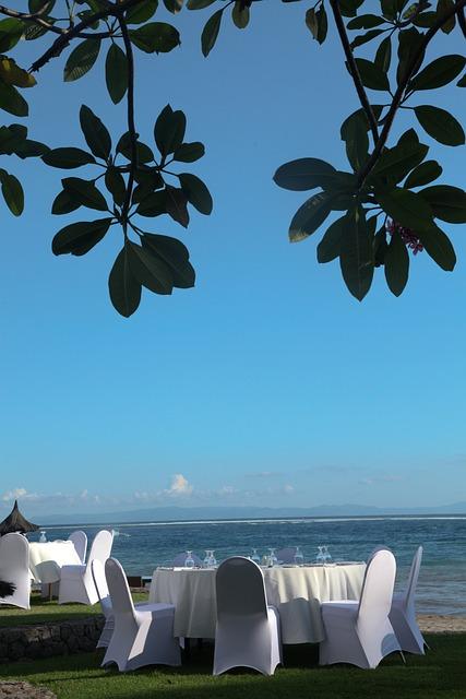 Beach Wedding, Seaside Patey, White Chairs