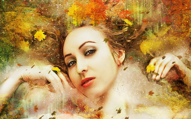 Fantasy, Autumn, Dream, Autumn Dream, Season, Portrait