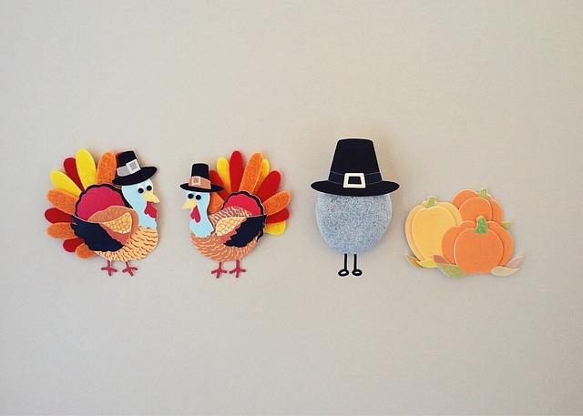 Thanksgiving, Turkey, Season, Holiday