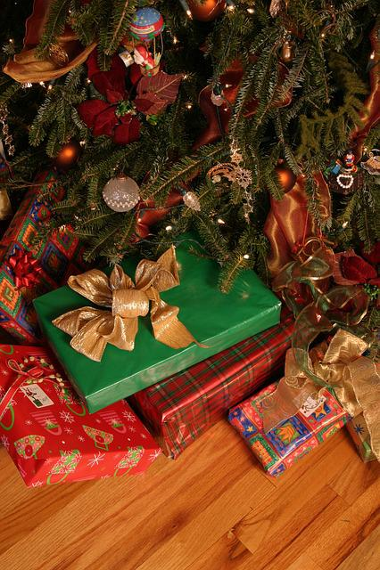 Christmas, Presents, Decoration, Holiday, Season