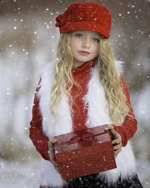 Winter Wonderland, Red, Snow, Cold, Season, Christmas