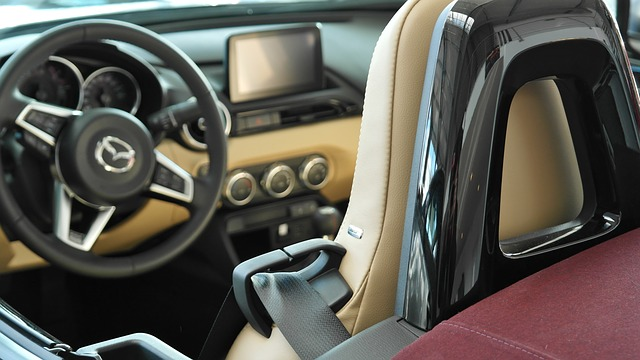 Auto, Vehicle, Convertible, Leather, Seat, Chrome