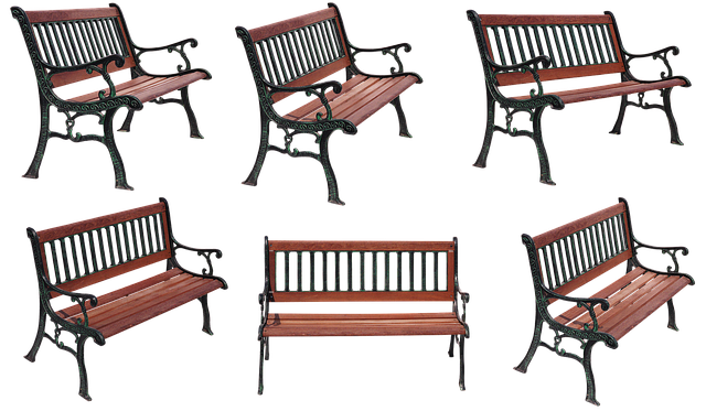 Bench, Vacation, Seat, Sit, Old, Nature, Furniture