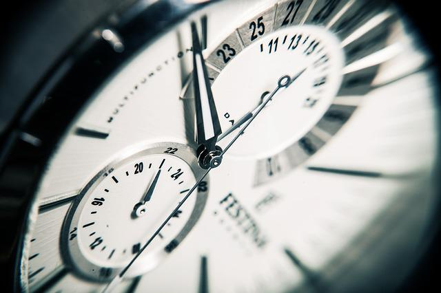 Clock, Time, Watch, Fashion, Hours, Minutes, Seconds