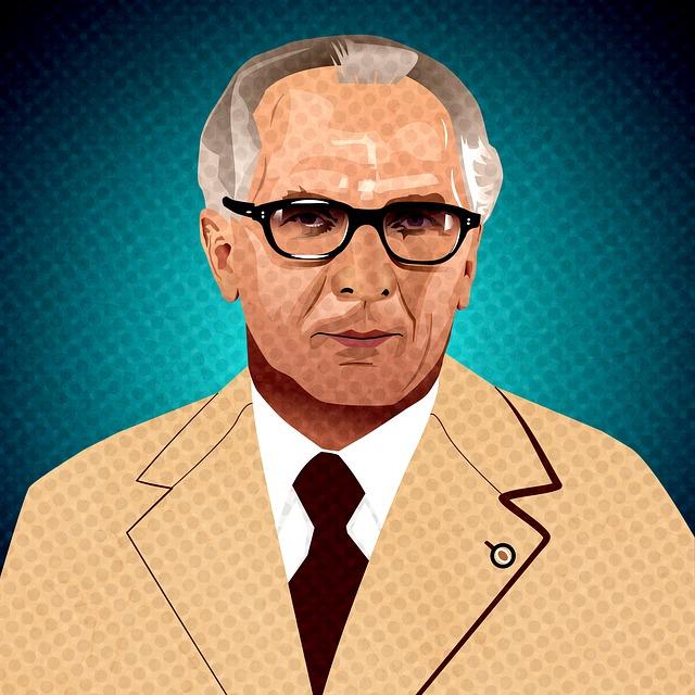 Erich Honecker, Ddr, Pop Art, Secretary-general