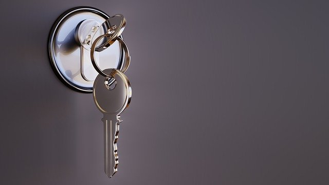 Key, Castle, Security, Metal, 3d, Closed, Close