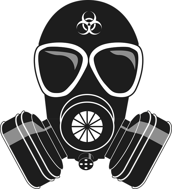Gas Mask, Biohazard, Protective Mask, Security, Attack
