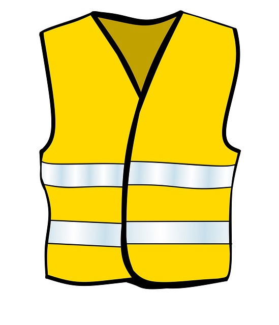 Vest, Security, Road, Reflectors, Clothing, Motorcycle
