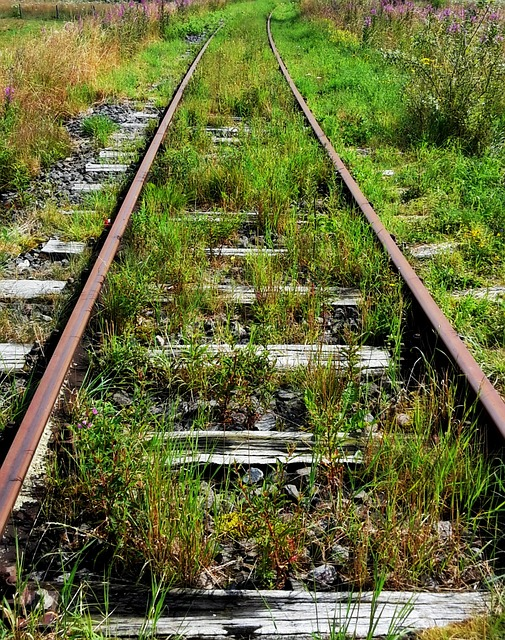 Railway Tracks, Track, Seemed, Track Bed
