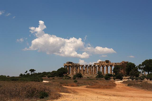 Segesta, Sicily, Landscape