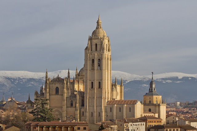 Cathedral, Segovia, Heritage