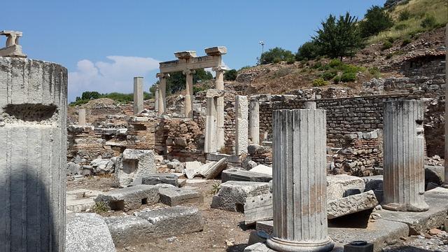 Efes, Turkey, Ephesos, Selçuk, Aydin