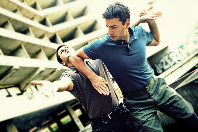 Martial Arts, Krav Maga, Self Defense
