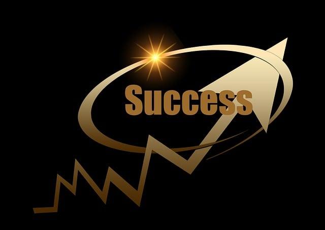 Success, Profit, Successful, Aspiring, Sale, Sell