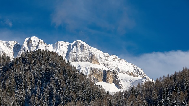 Sella Group, Winter, Sellaronda, Wintry, Dolomites