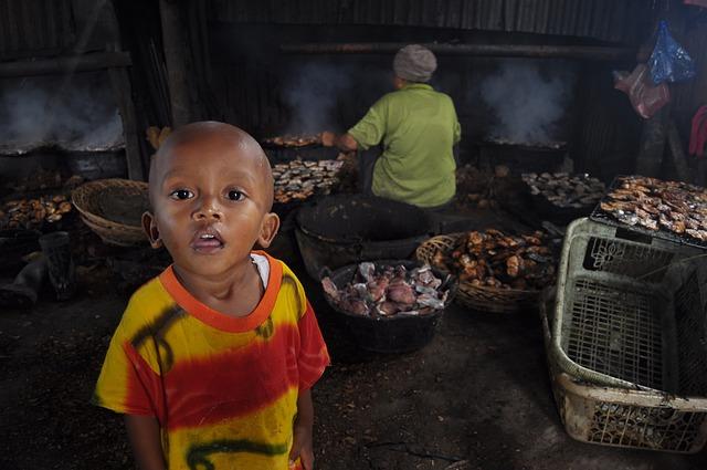 Child, Boy, Semarang, Indonesian, Funny