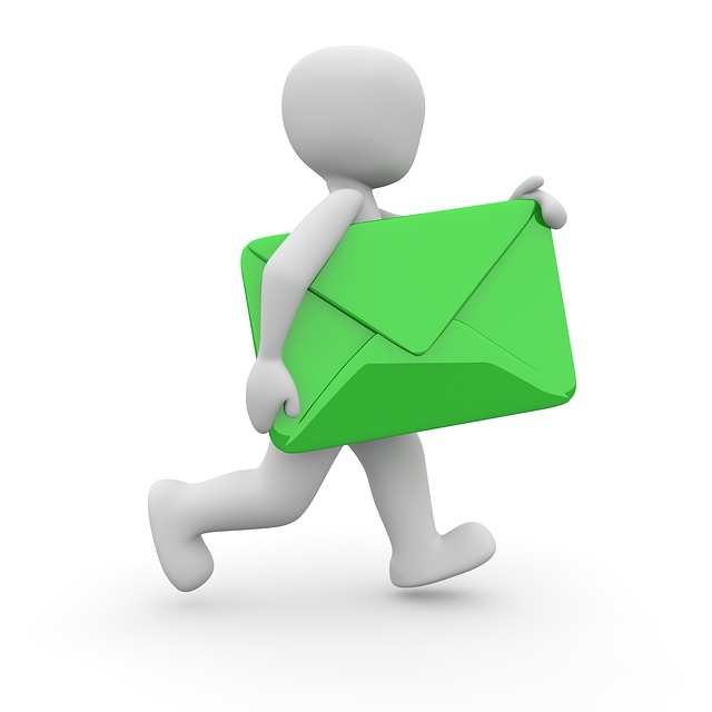 At, Email, Send, E Mail, Internet, Communication