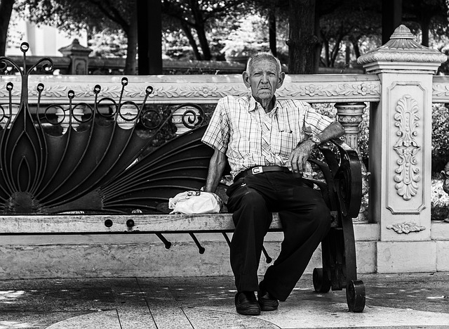 Maracaibo, Venezuela, Man, Older, Senior, Old, Portrait