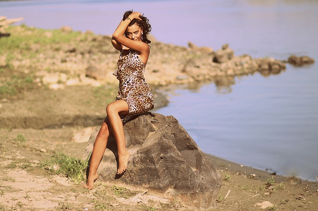 Girl, Sensual, About, Wild, Water