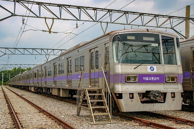 Seoul Subway, Train, Seoul Transportation Corporation