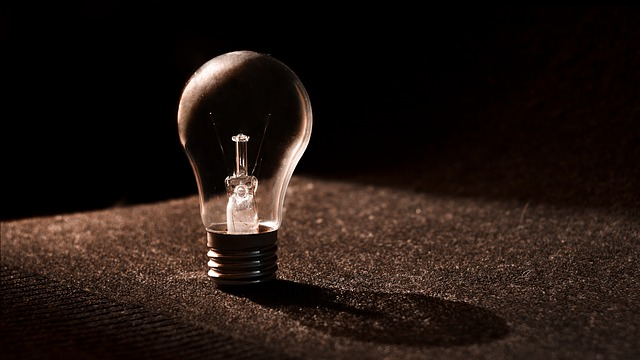 Background, Texture, Lightbulb, Flask, Sepia, Dark