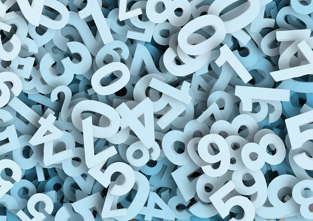 Pay, Digit, Number, Fill, Count, Mass, Many, Series
