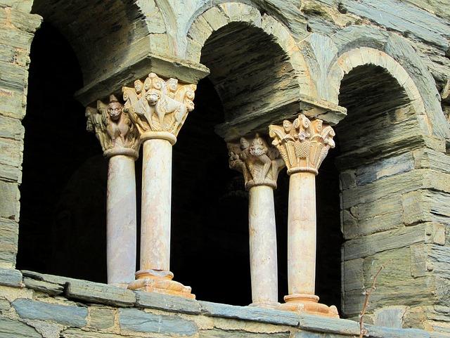 Serrabone, Priory, Monastery, Romanesque