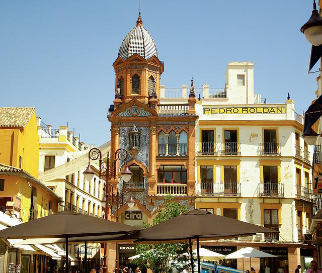 Spain, Andalusia, Seville, Baroque