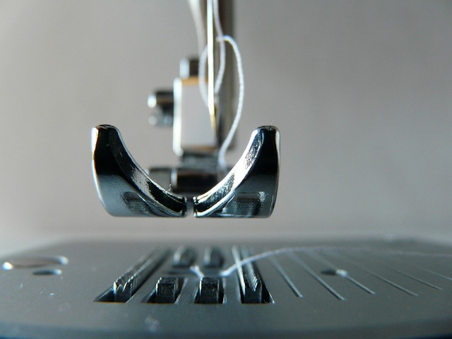 Sewing Machine, Sew, Sewing, Needle, Thread, Textile