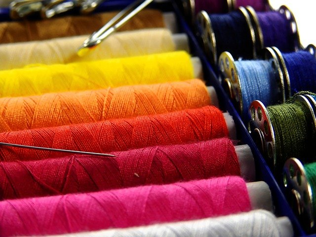 Yarn, Thread, Sew, Thread Spool, Colorful