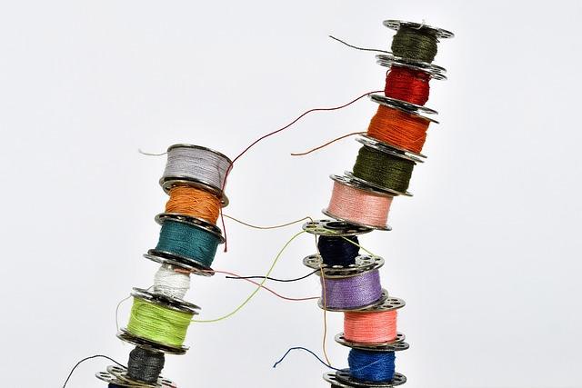 Thread, Yarn, Sew, Sewing Thread, Thread Spool