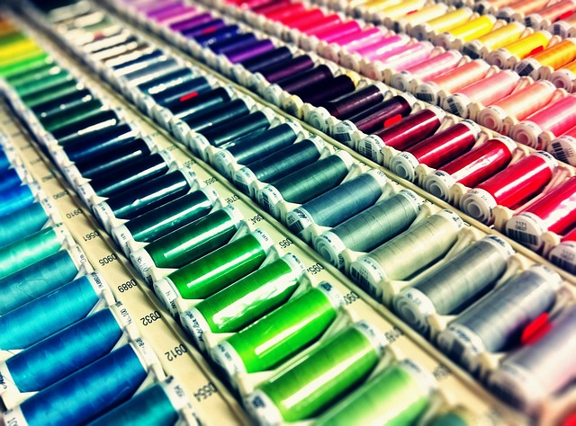 Sewing, Thread, Colourful, Colorful, Tailor, Textile