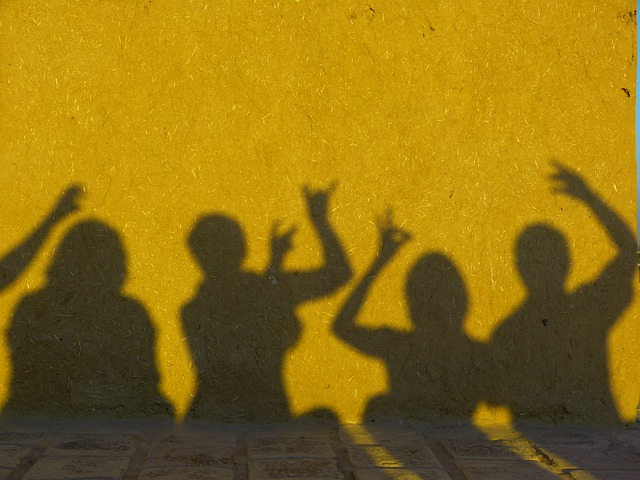 Shadow, Shadow Play, Hispanic, Human, Light, Personal