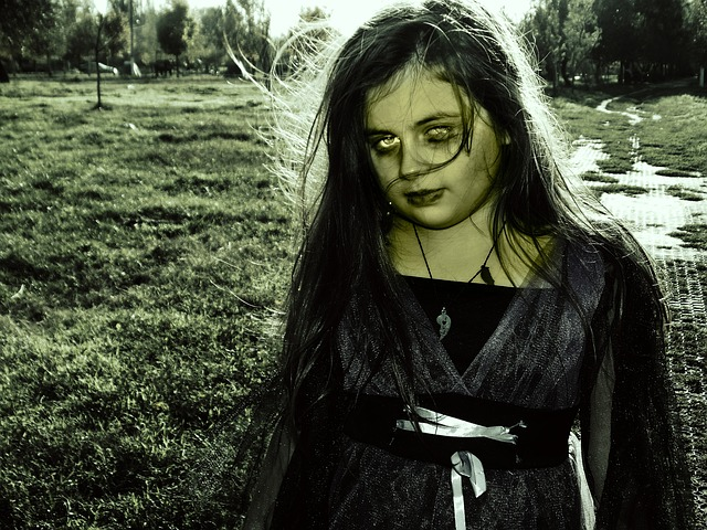 Witch, Black, Scary, Magic, Shadows, Halloween
