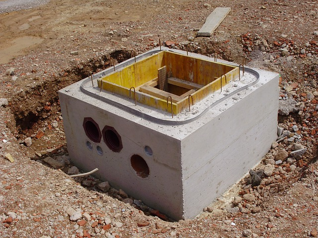 Channel, Concrete, Shaft