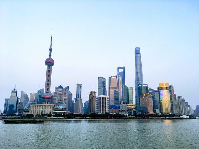 Shanghai, Pudong, The Bund, Pearl Of The Orient