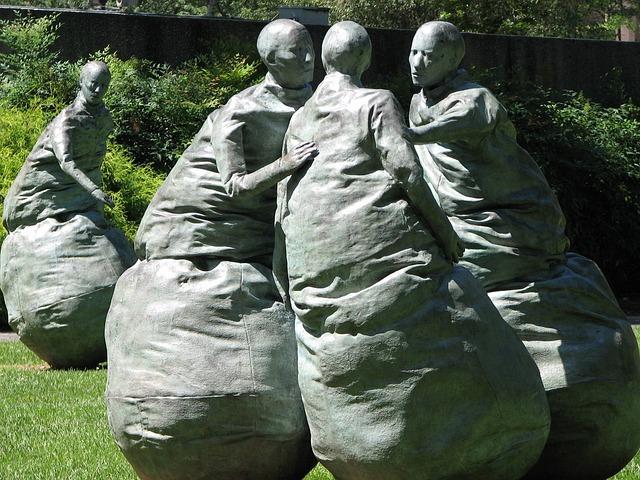Sculpture, Modern Art, Art Museum, Design, Shape