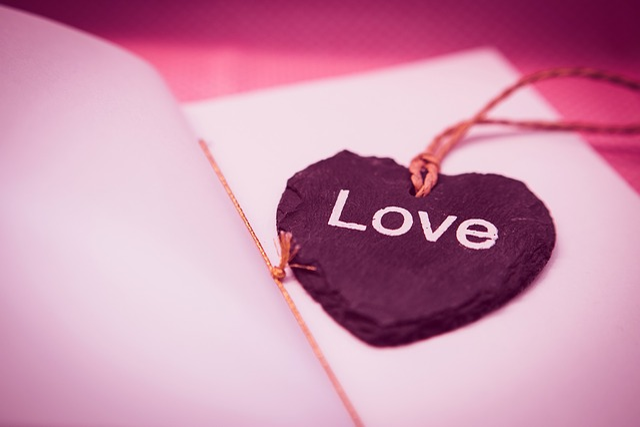 Heart, Shape, Bookmark, Tag, Love